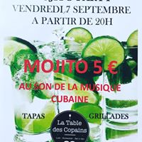 # Soirée Mojito